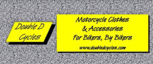 Double D Cycles web sign