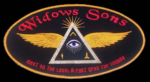 Widows Sons Patch