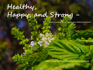 healthy happy and strong
